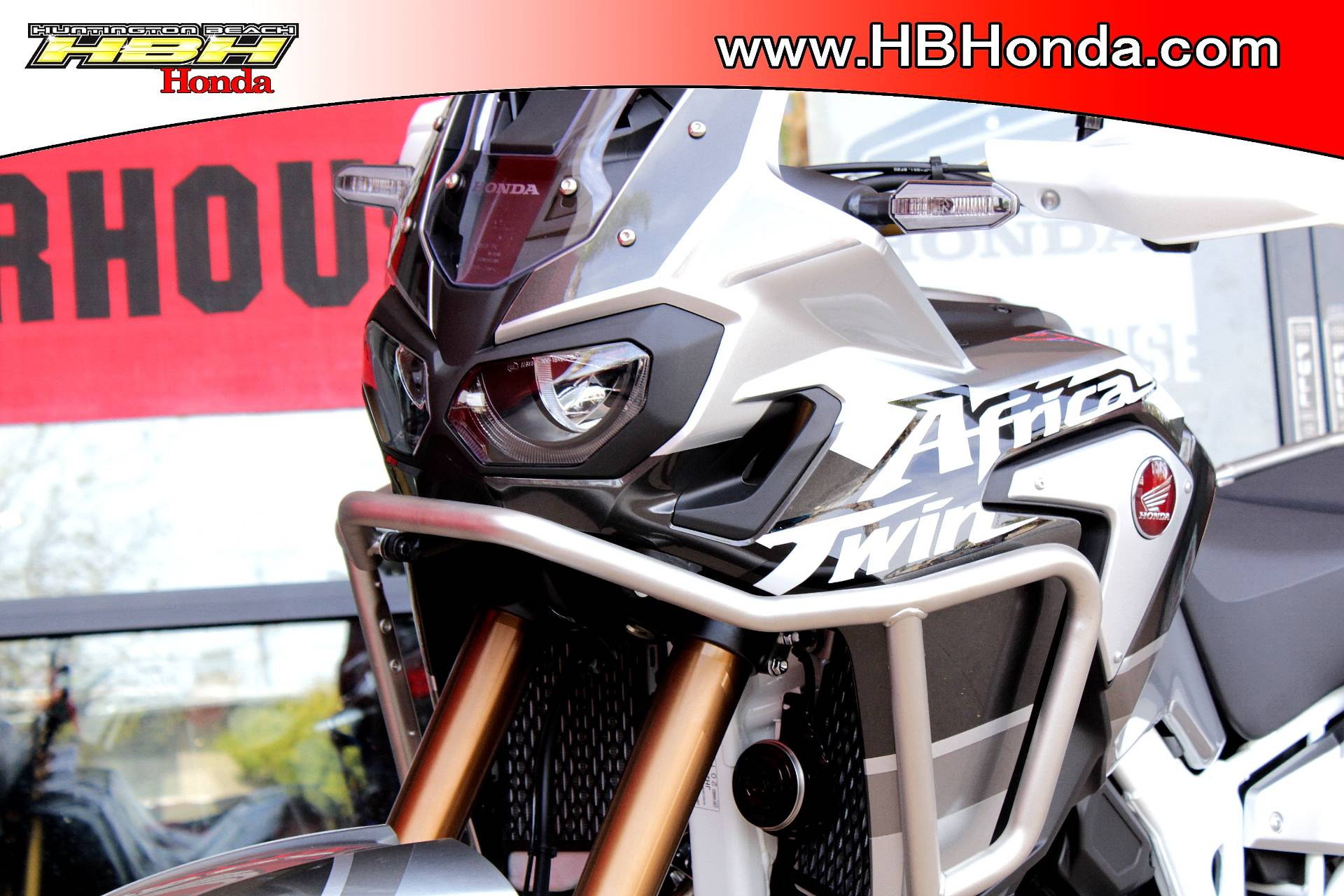 2019 Honda Africa Twin Adventure Sports DCT in Huntington Beach, California - Photo 11