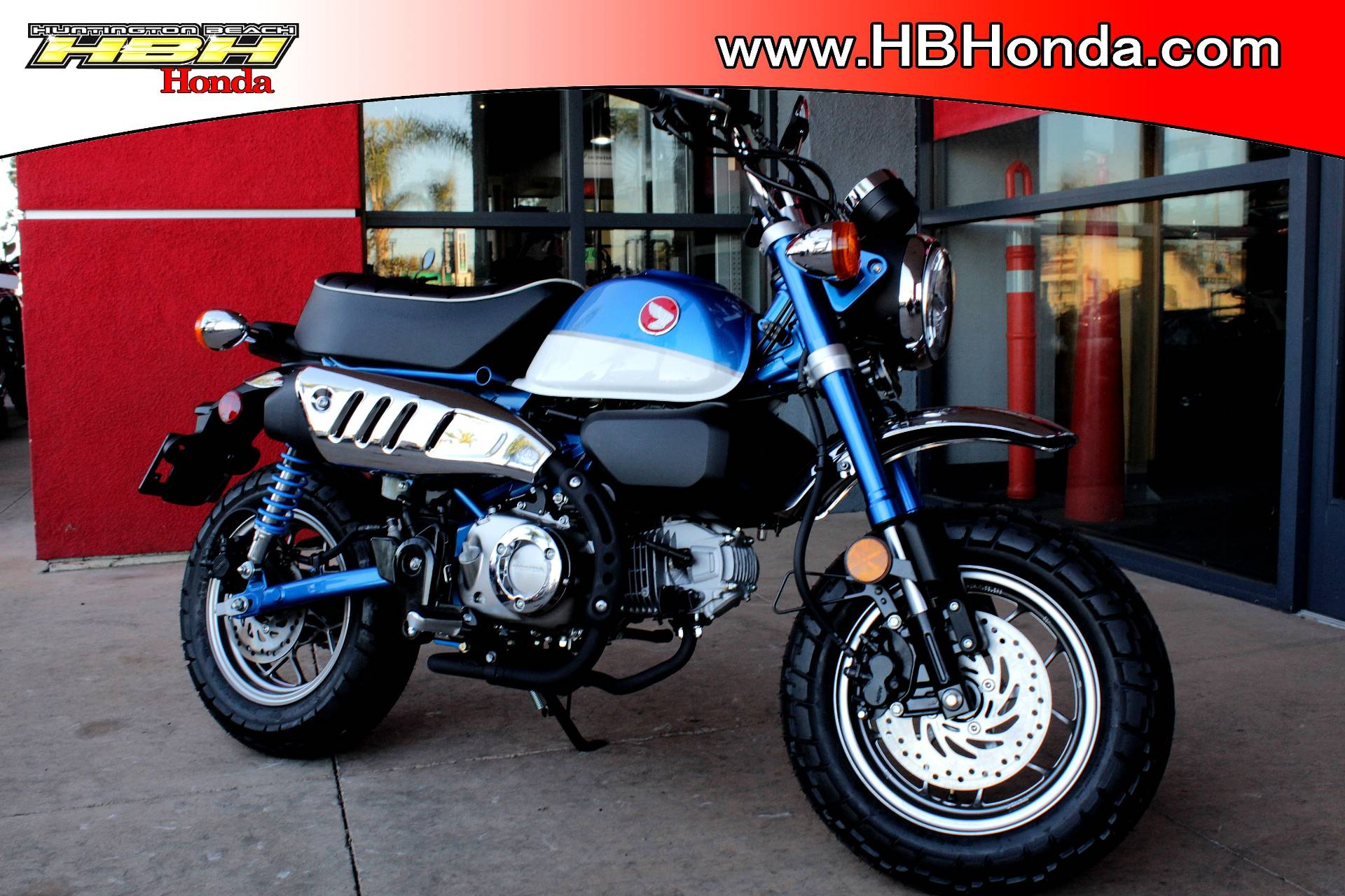 2020 Honda Monkey in Huntington Beach, California - Photo 3