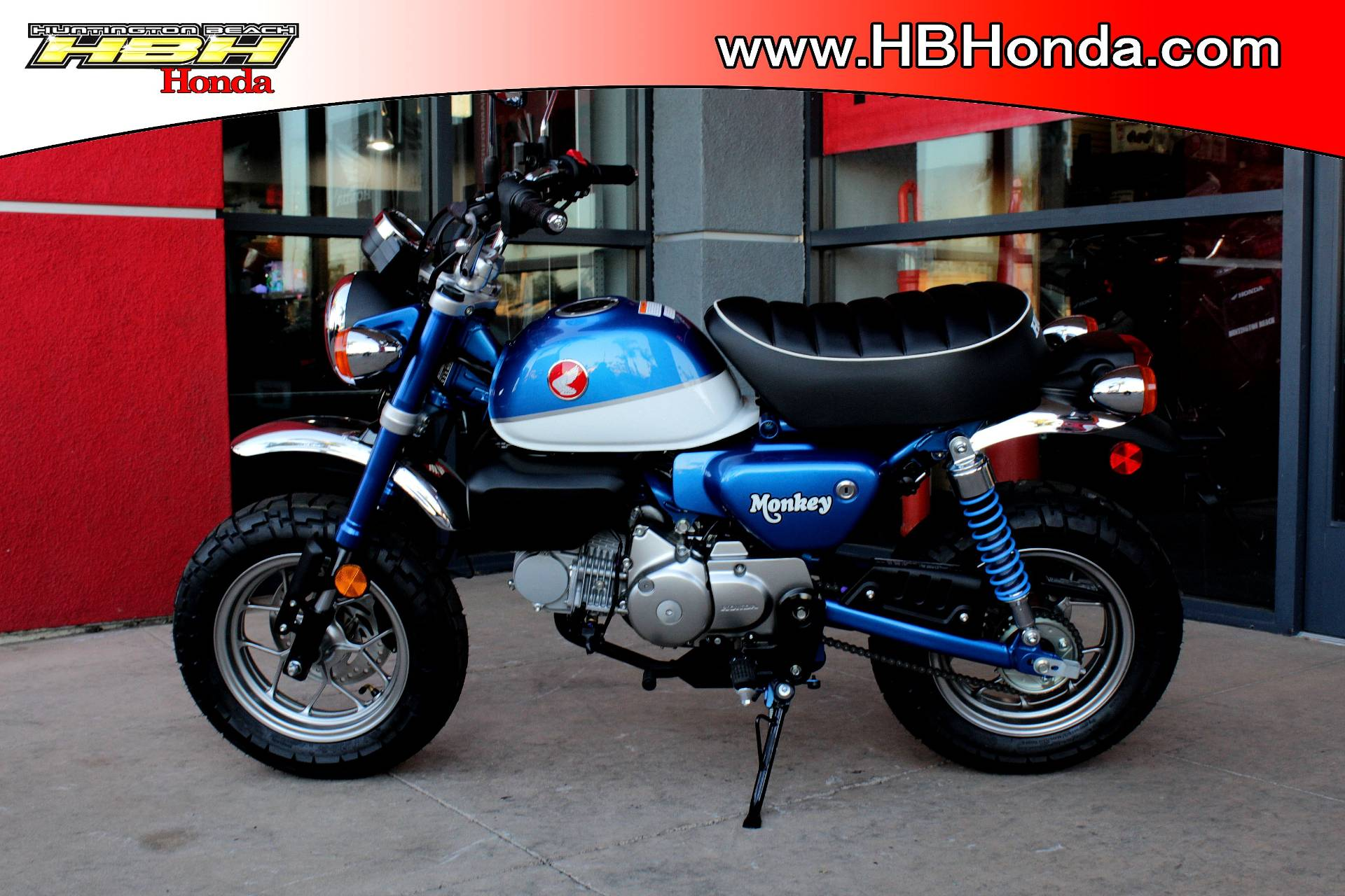 2020 Honda Monkey in Huntington Beach, California - Photo 4