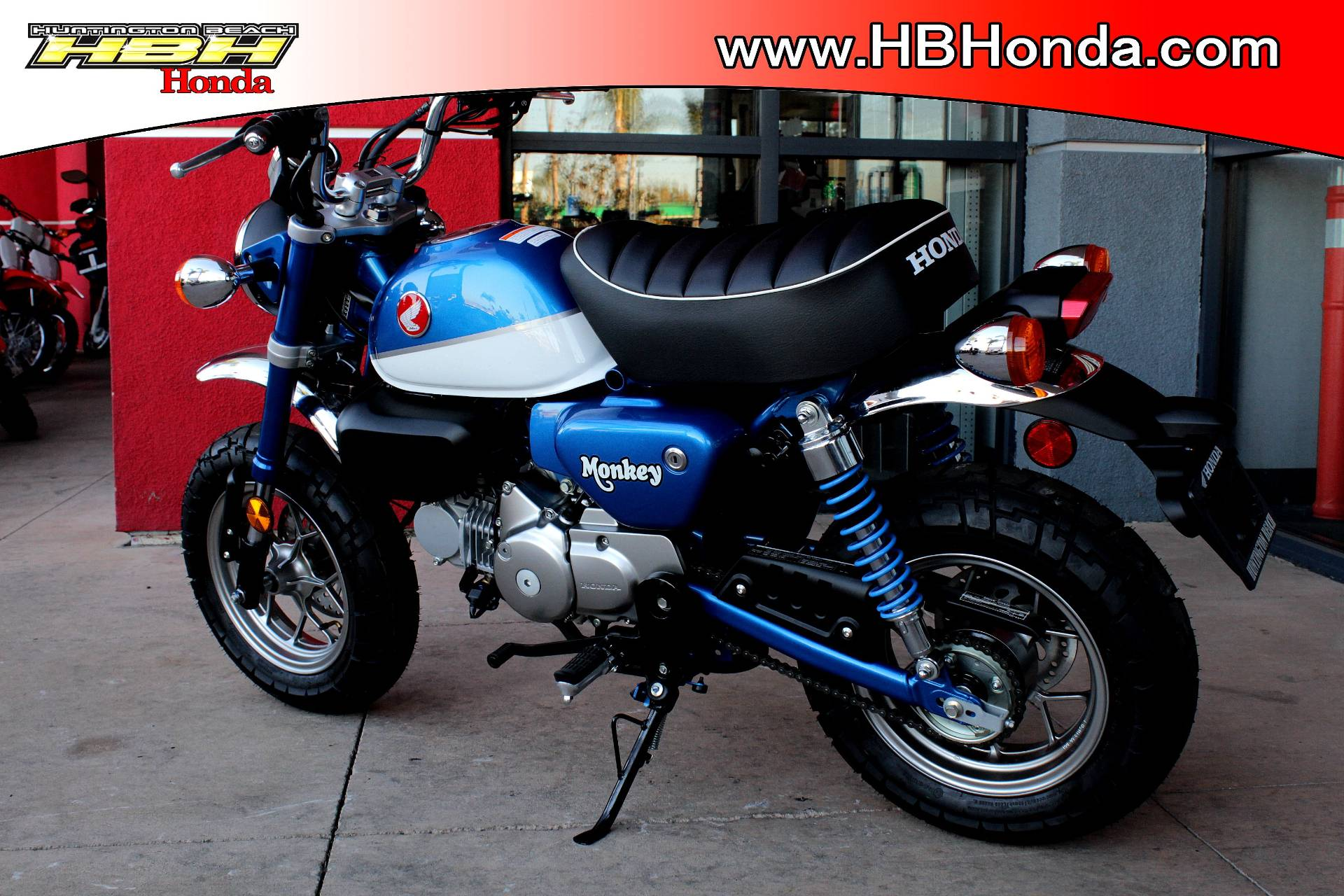 2020 Honda Monkey in Huntington Beach, California - Photo 5