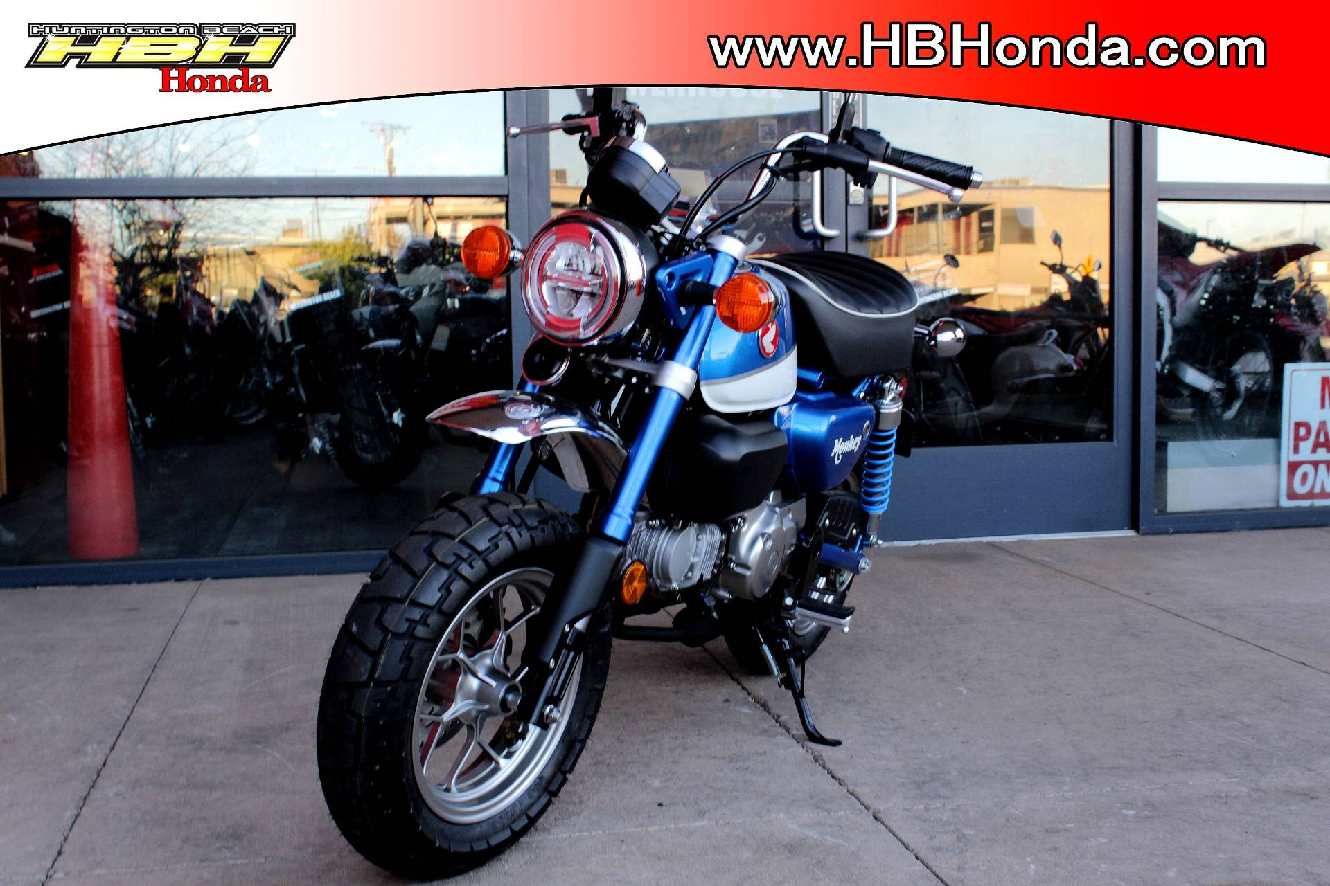 2020 Honda Monkey in Huntington Beach, California - Photo 6