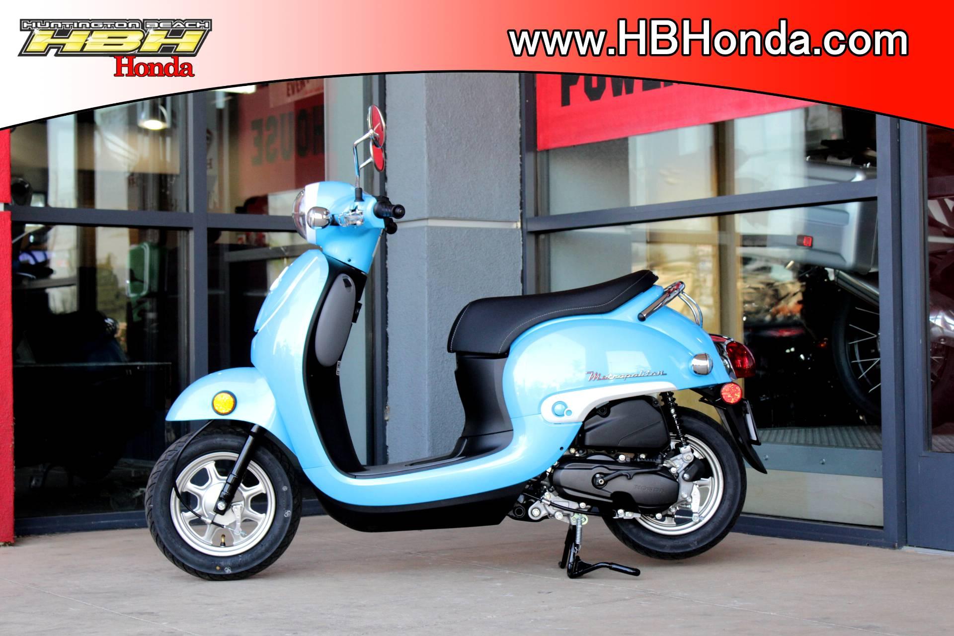 2017 Honda Metropolitan In Huntington Beach California