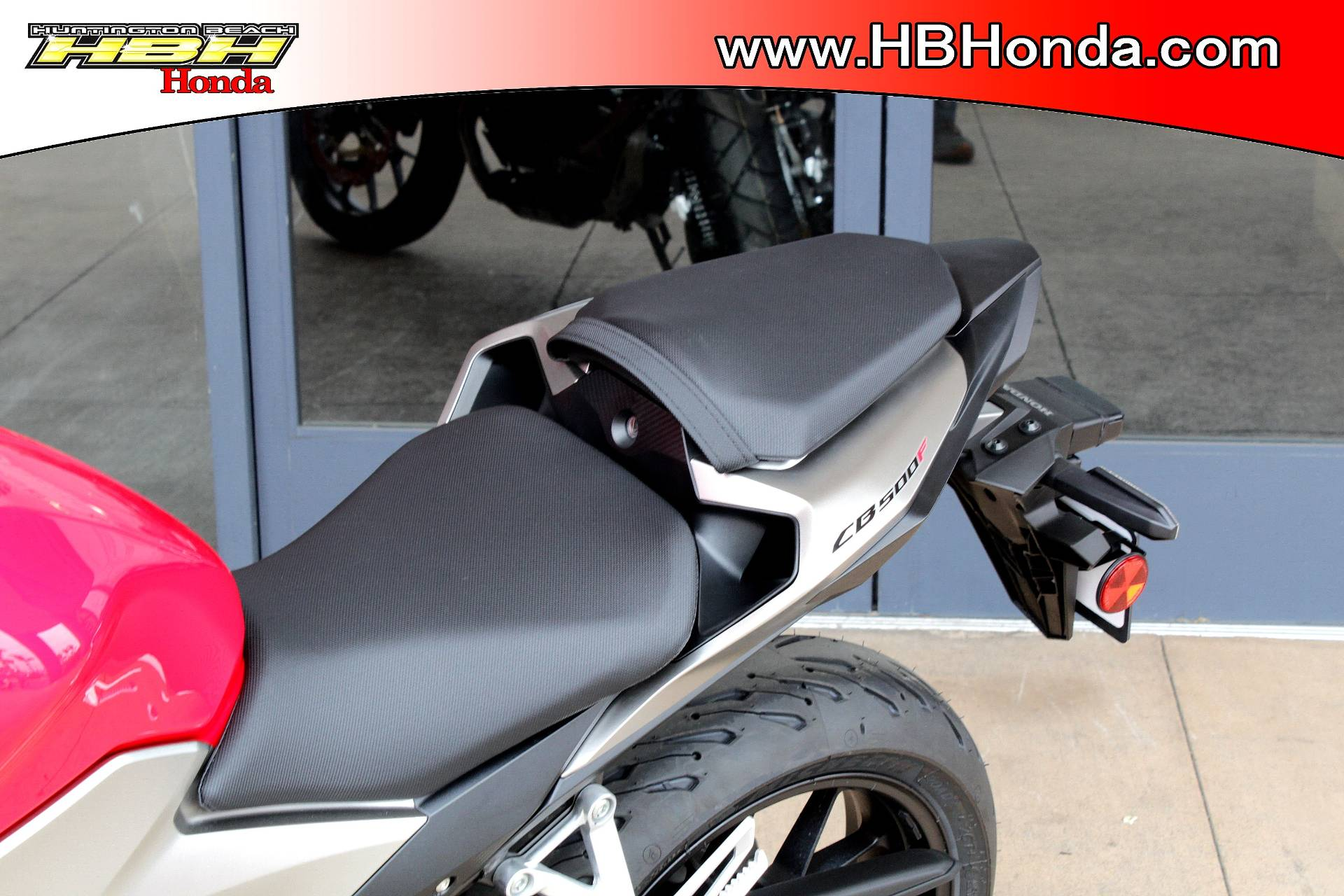 2019 Honda CB500F ABS in Huntington Beach, California - Photo 3
