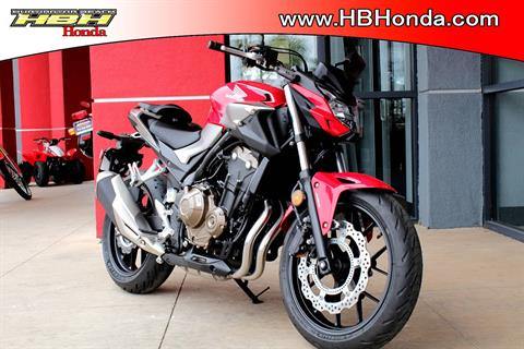 2019 Honda CB500F ABS in Huntington Beach, California - Photo 6