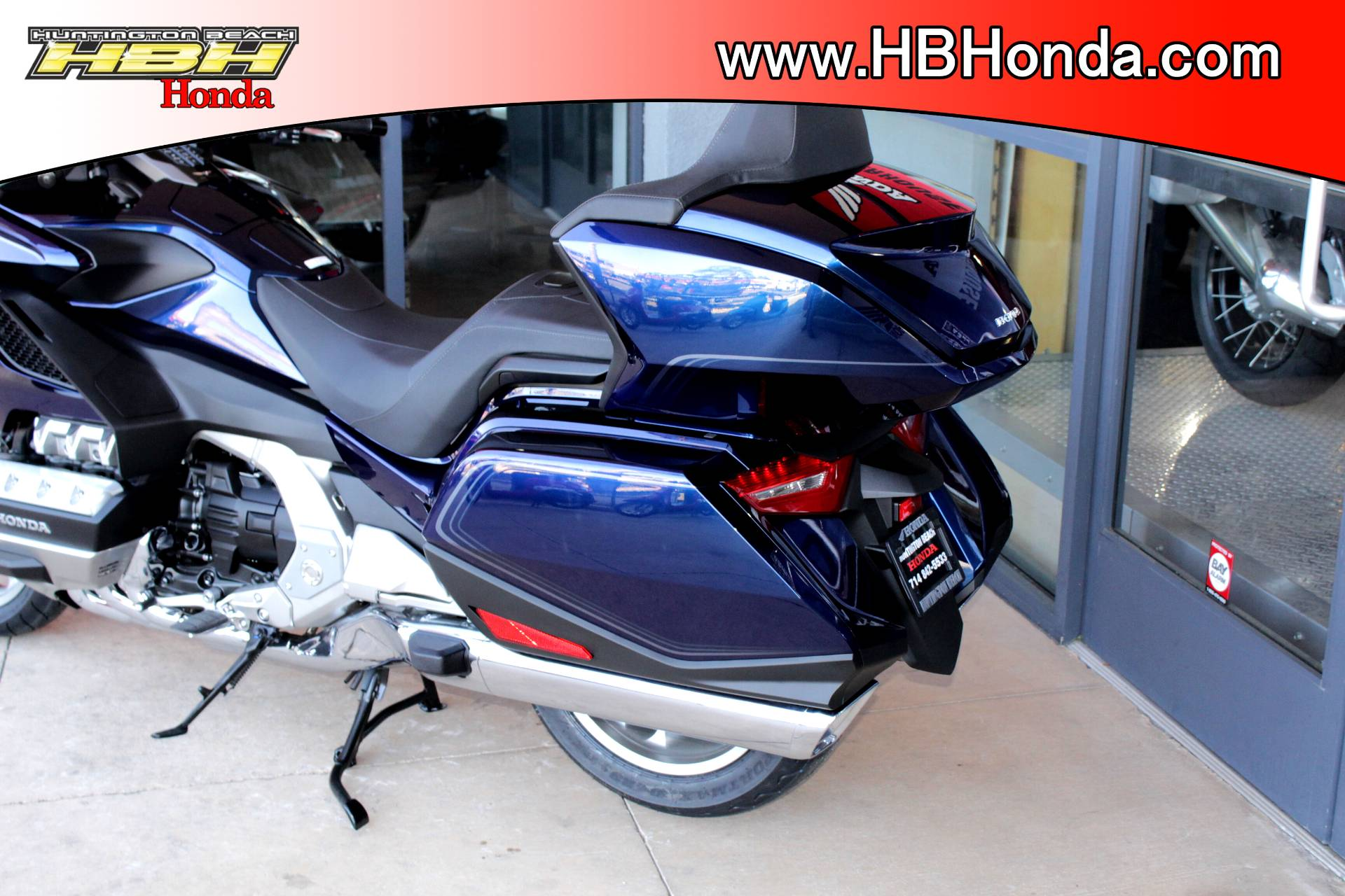 2018 Honda Gold Wing Tour in Huntington Beach, California - Photo 27