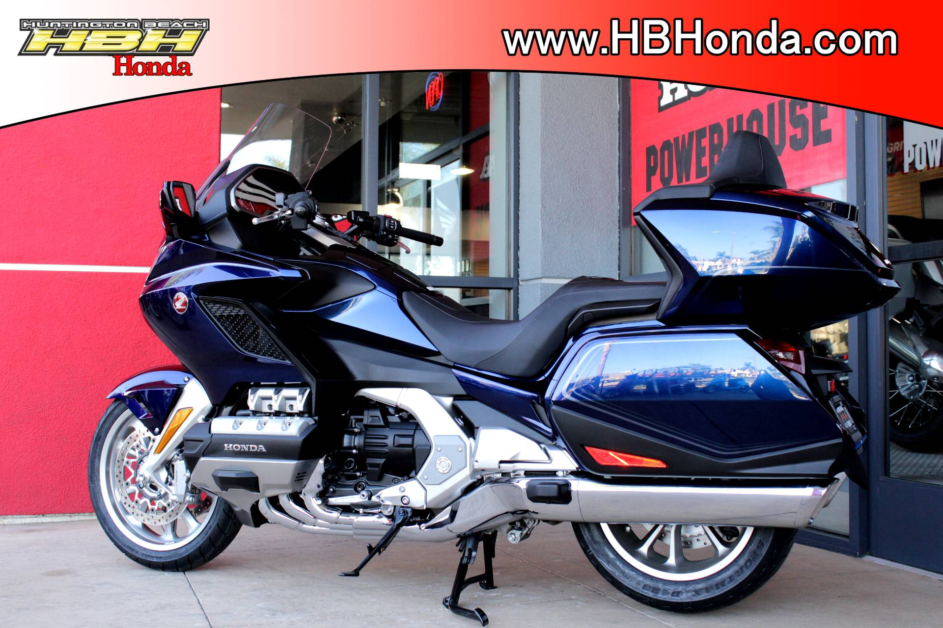 2018 Honda Gold Wing Tour in Huntington Beach, California - Photo 28
