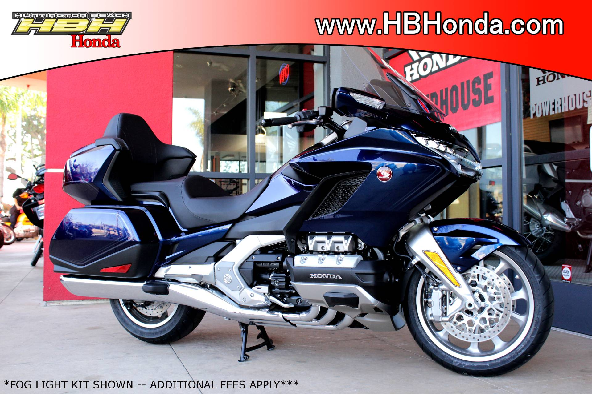 2018 Honda Gold Wing Tour in Huntington Beach, California - Photo 35