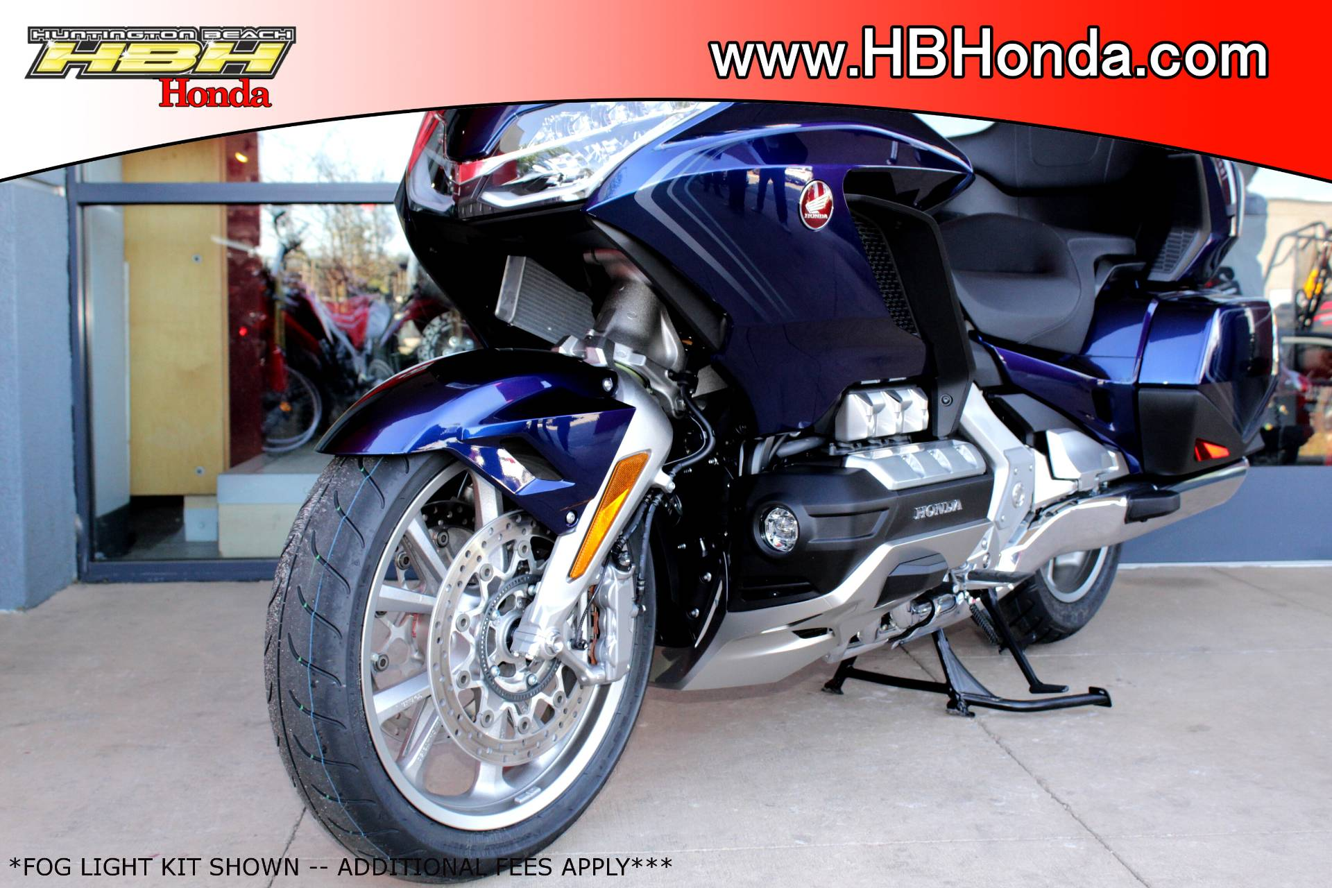 2018 Honda Gold Wing Tour in Huntington Beach, California - Photo 40