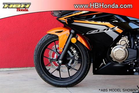 2017 Honda CBR500R in Huntington Beach, California