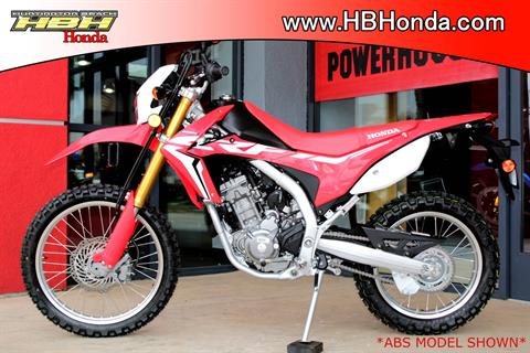 2018 Honda CRF250L in Huntington Beach, California - Photo 9