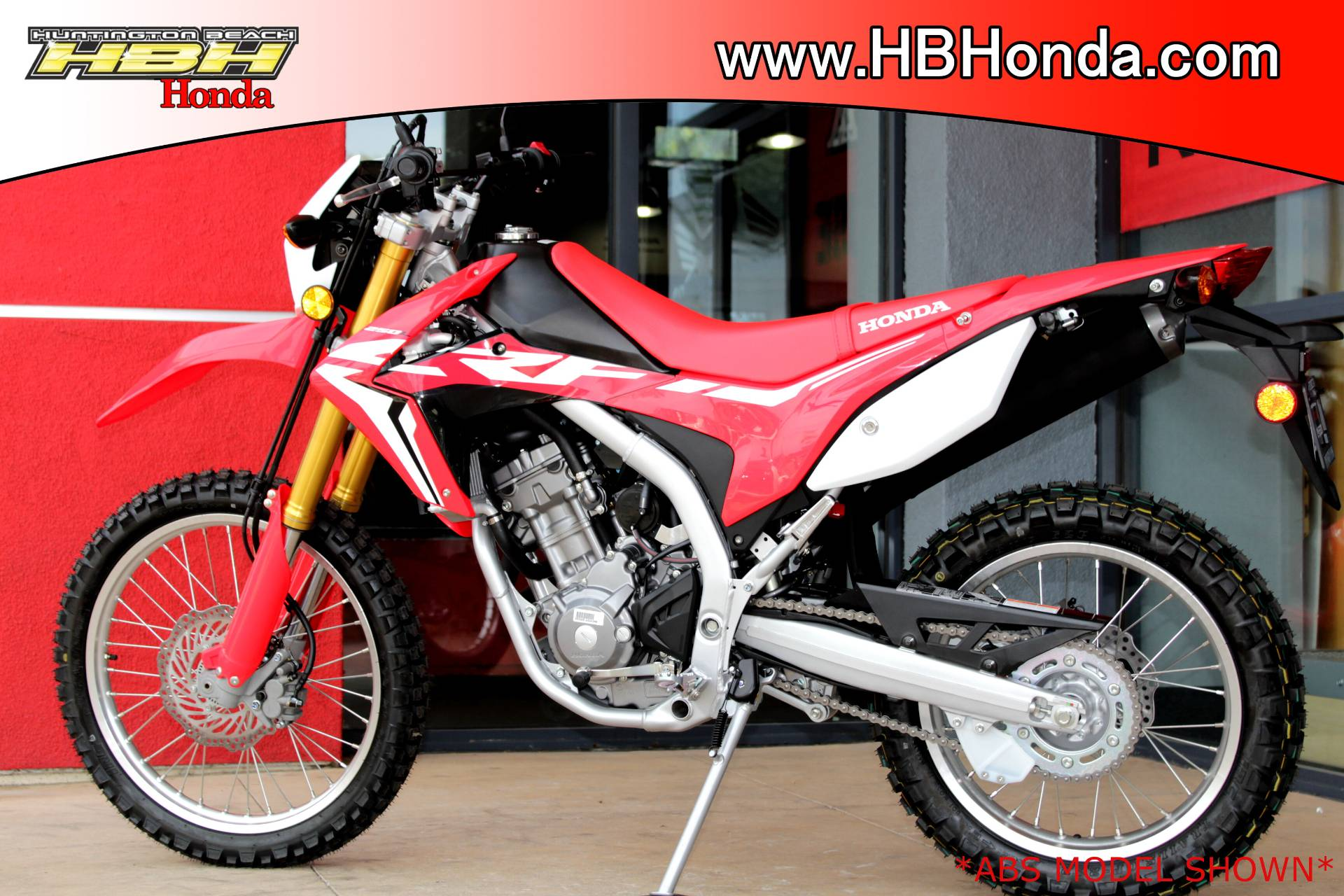 2018 Honda CRF250L in Huntington Beach, California - Photo 13