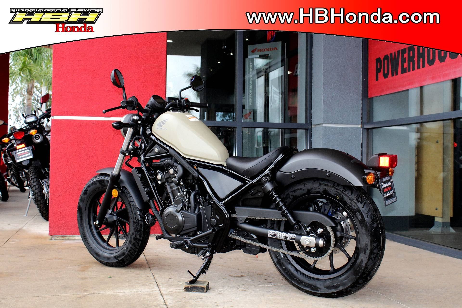 2019 Honda Rebel 500 ABS in Huntington Beach, California - Photo 2