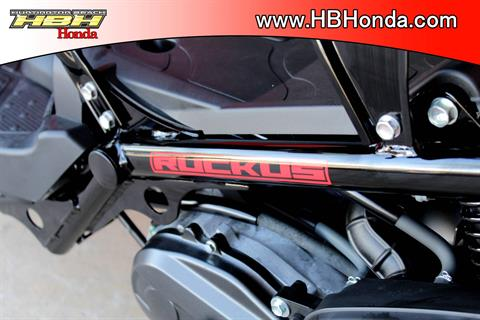 2017 Honda Ruckus in Huntington Beach, California