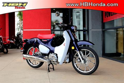 2019 Honda Super Cub C125 ABS in Huntington Beach, California - Photo 2