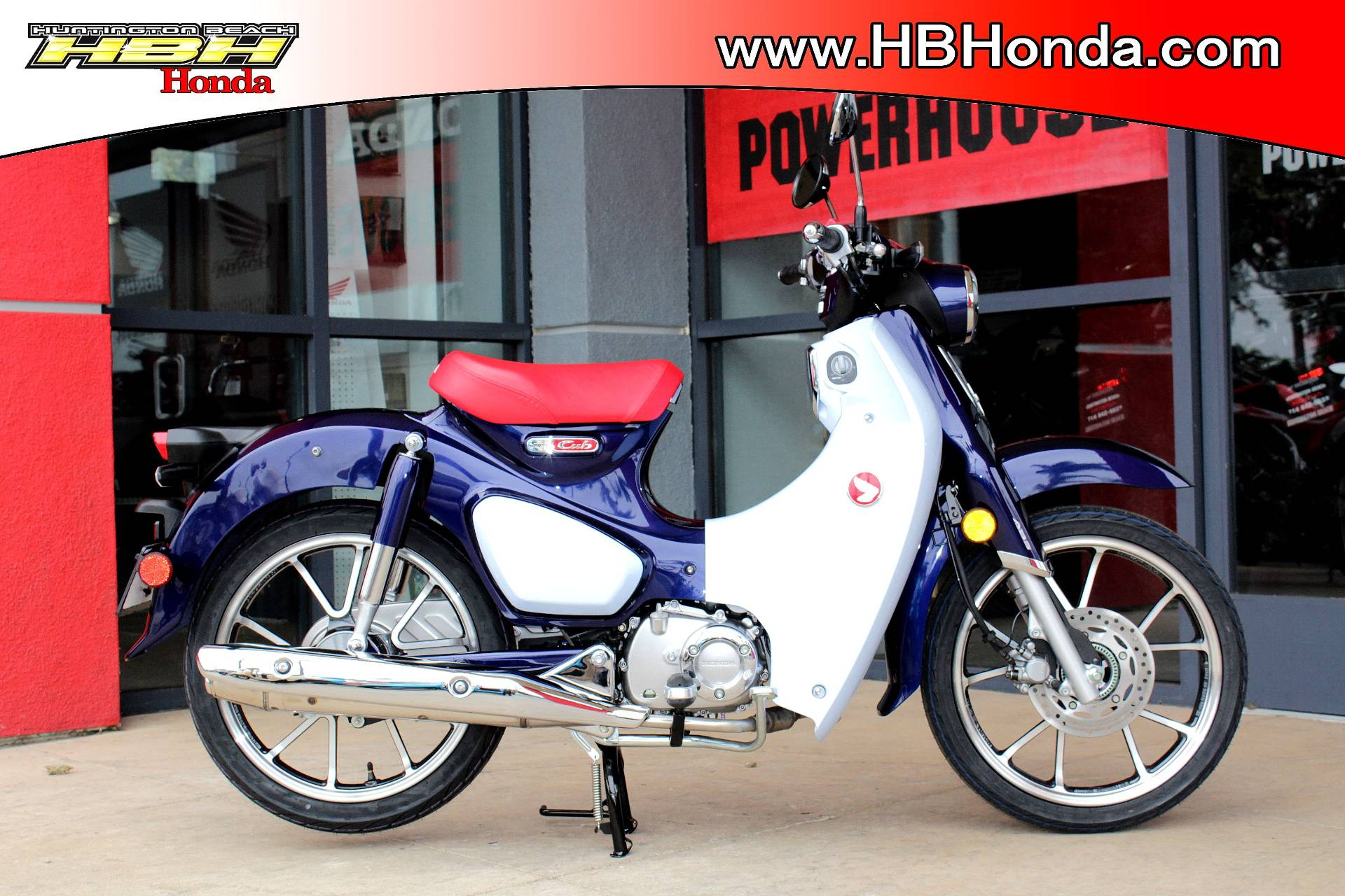 2019 Honda Super Cub C125 ABS in Huntington Beach, California - Photo 3