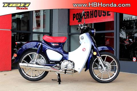 2019 Honda Super Cub C125 ABS in Huntington Beach, California - Photo 4