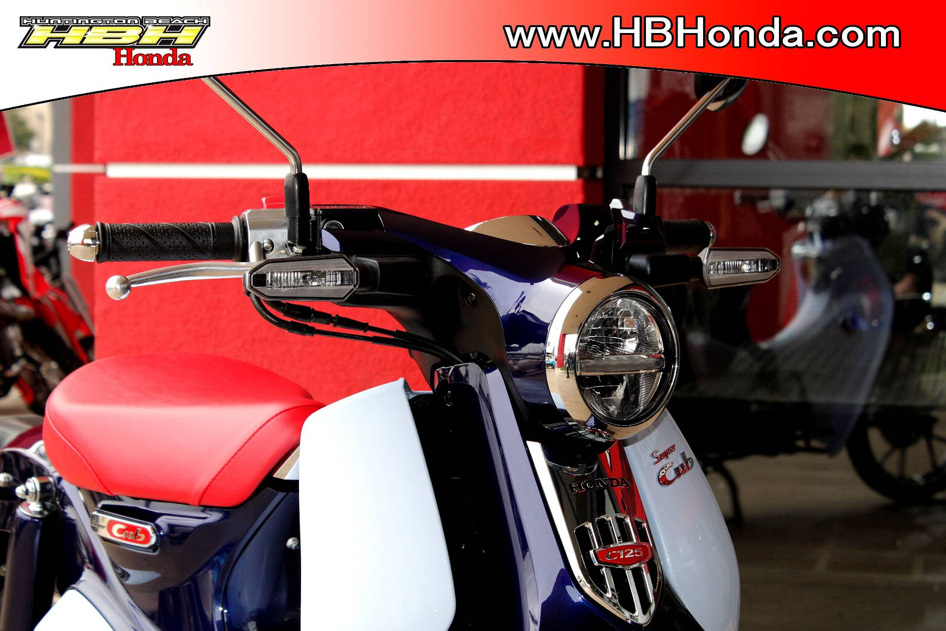 2019 Honda Super Cub C125 ABS in Huntington Beach, California - Photo 5
