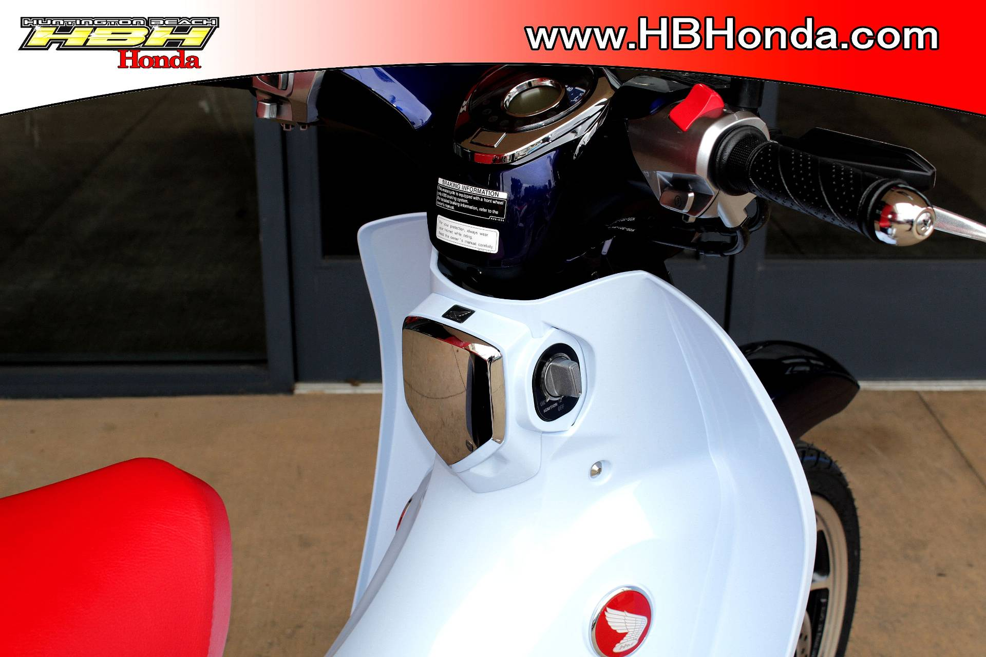 2019 Honda Super Cub C125 ABS in Huntington Beach, California - Photo 7