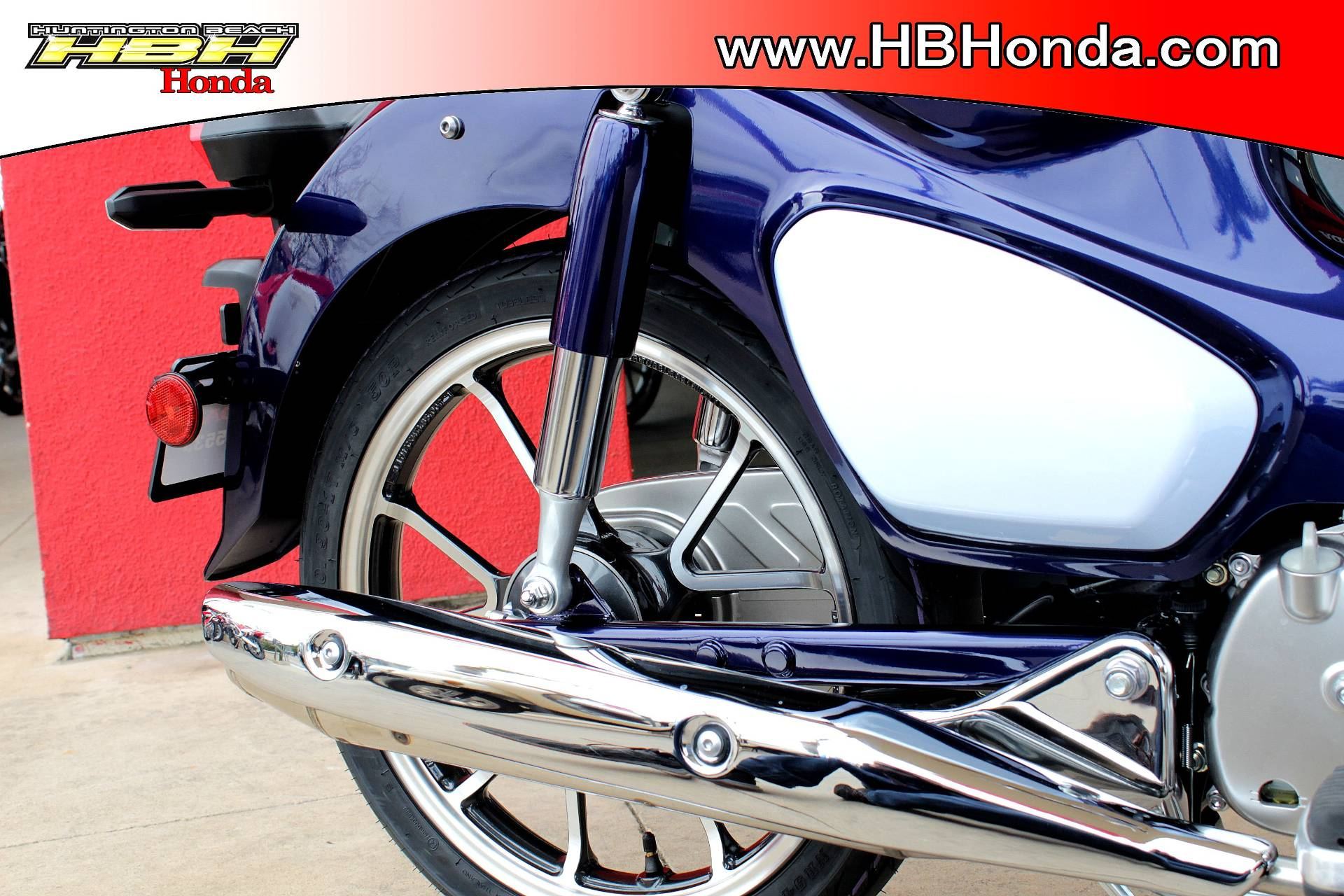 2019 Honda Super Cub C125 ABS in Huntington Beach, California - Photo 10