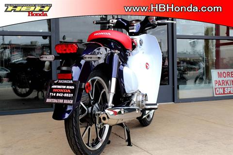 2019 Honda Super Cub C125 ABS in Huntington Beach, California - Photo 15