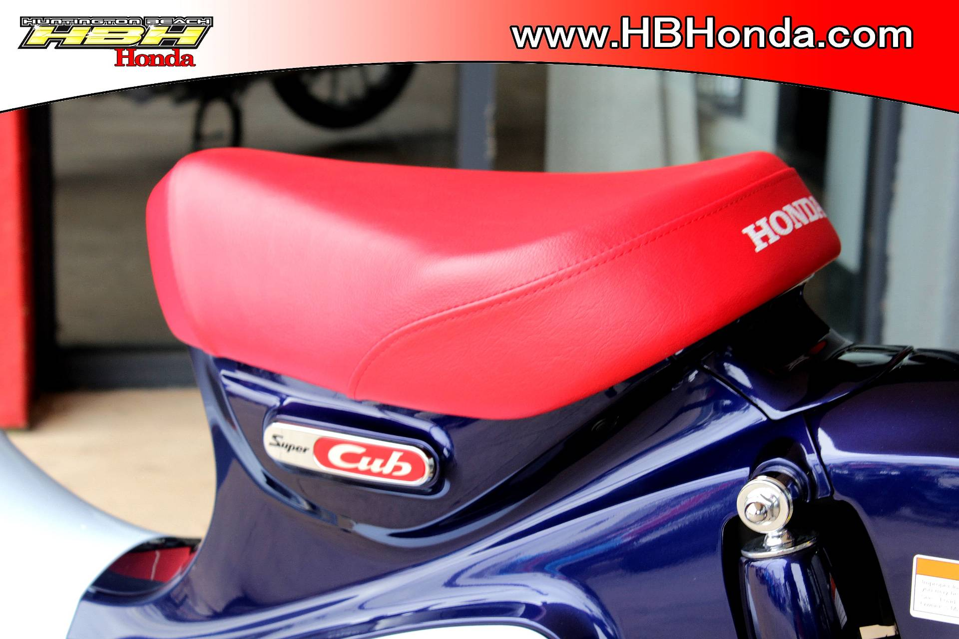 2019 Honda Super Cub C125 ABS in Huntington Beach, California - Photo 17