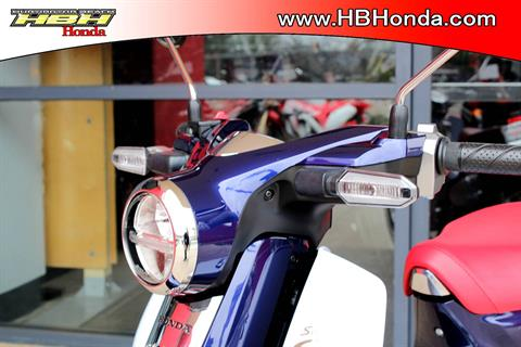 2019 Honda Super Cub C125 ABS in Huntington Beach, California - Photo 18