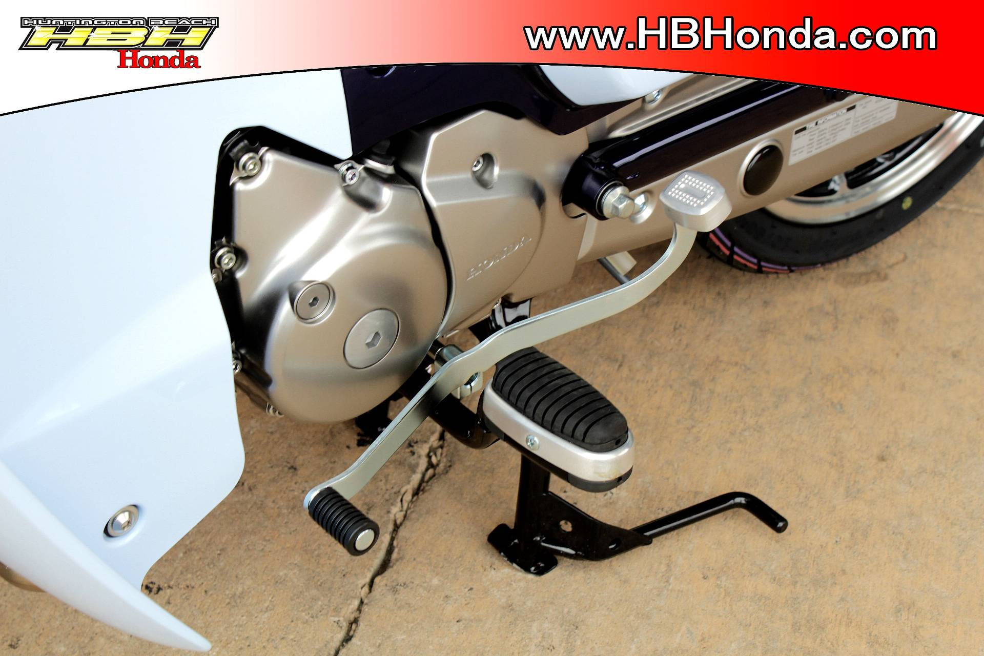 2019 Honda Super Cub C125 ABS in Huntington Beach, California - Photo 22