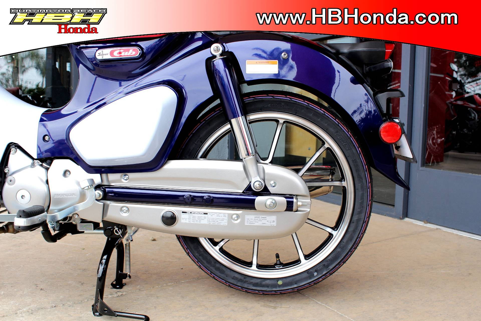 2019 Honda Super Cub C125 ABS in Huntington Beach, California - Photo 23