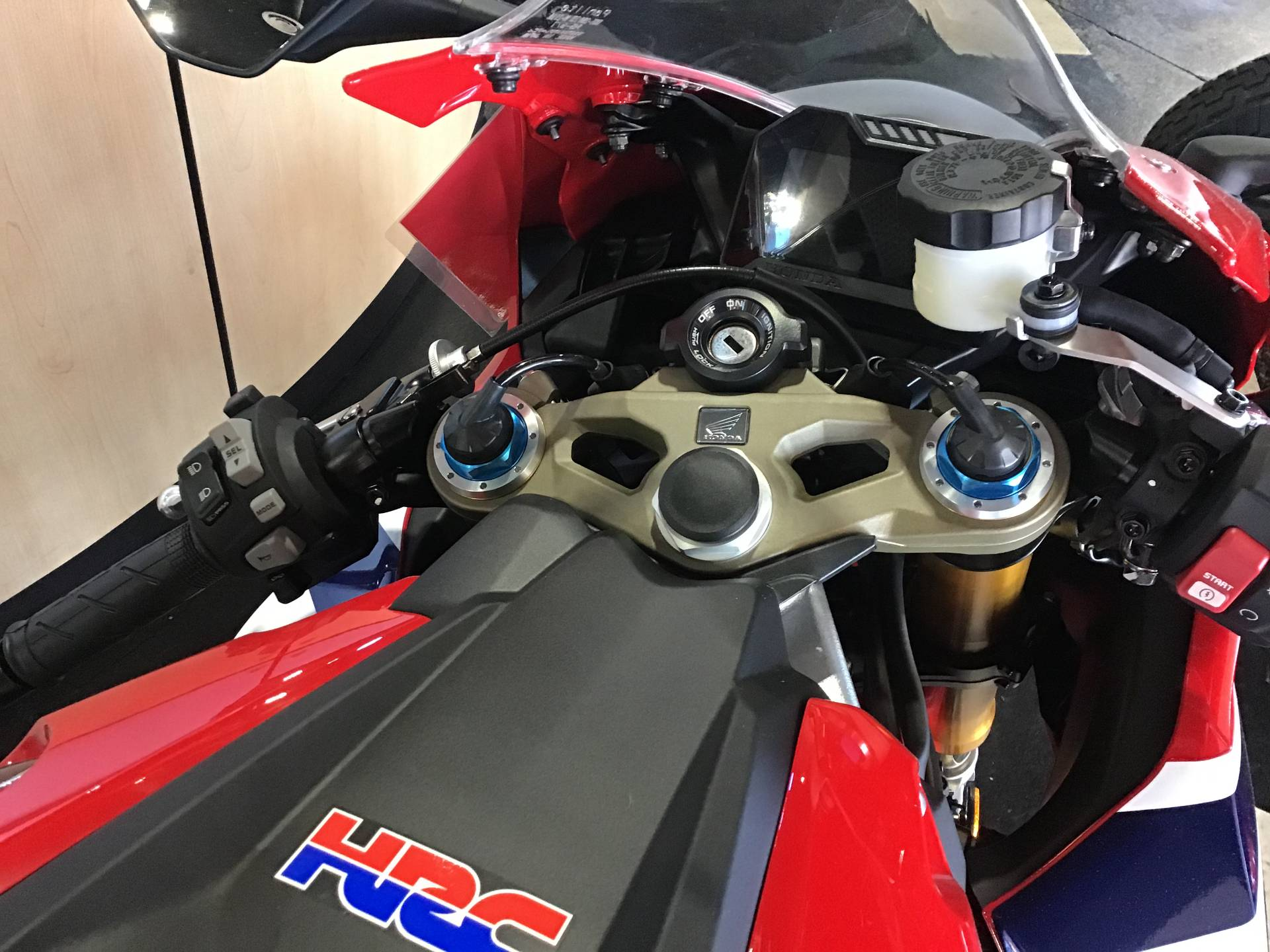 2019 Honda CBR1000RR SP in Huntington Beach, California - Photo 4