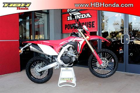 2019 Honda CRF450L in Huntington Beach, California - Photo 1