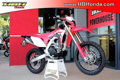2019 Honda CRF450L in Huntington Beach, California - Photo 2