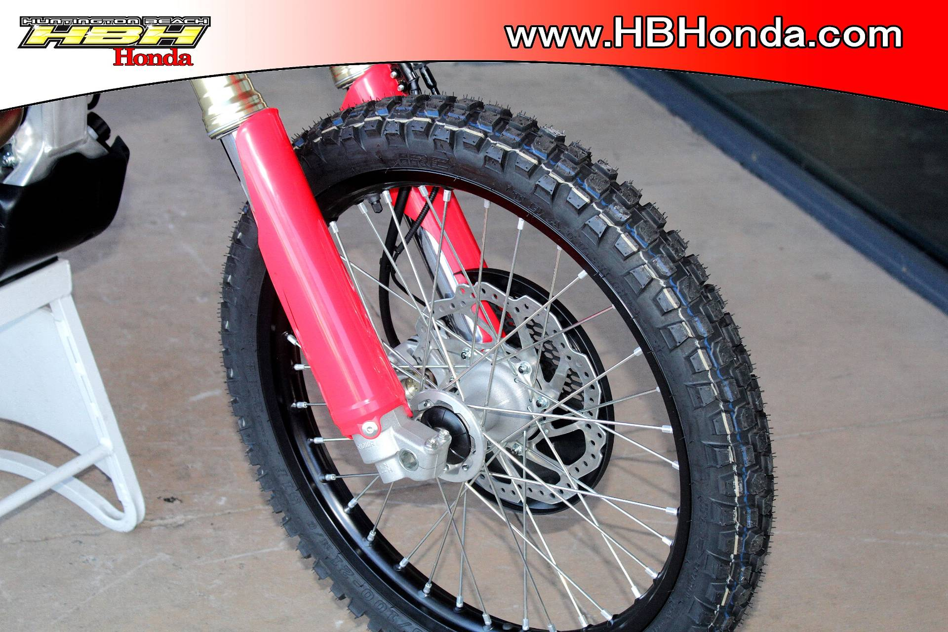 2019 Honda CRF450L in Huntington Beach, California - Photo 4
