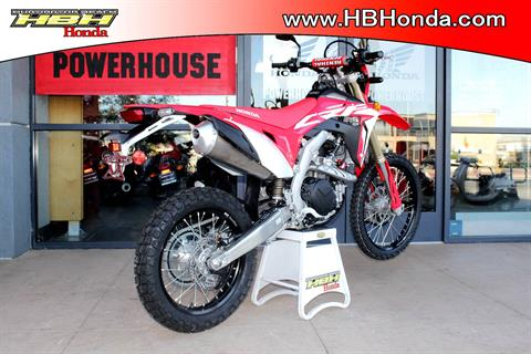 2019 Honda CRF450L in Huntington Beach, California - Photo 9