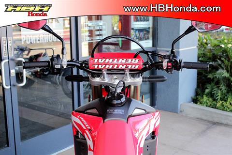 2019 Honda CRF450L in Huntington Beach, California - Photo 10