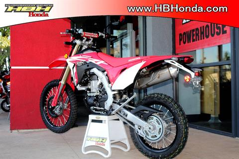 2019 Honda CRF450L in Huntington Beach, California - Photo 12
