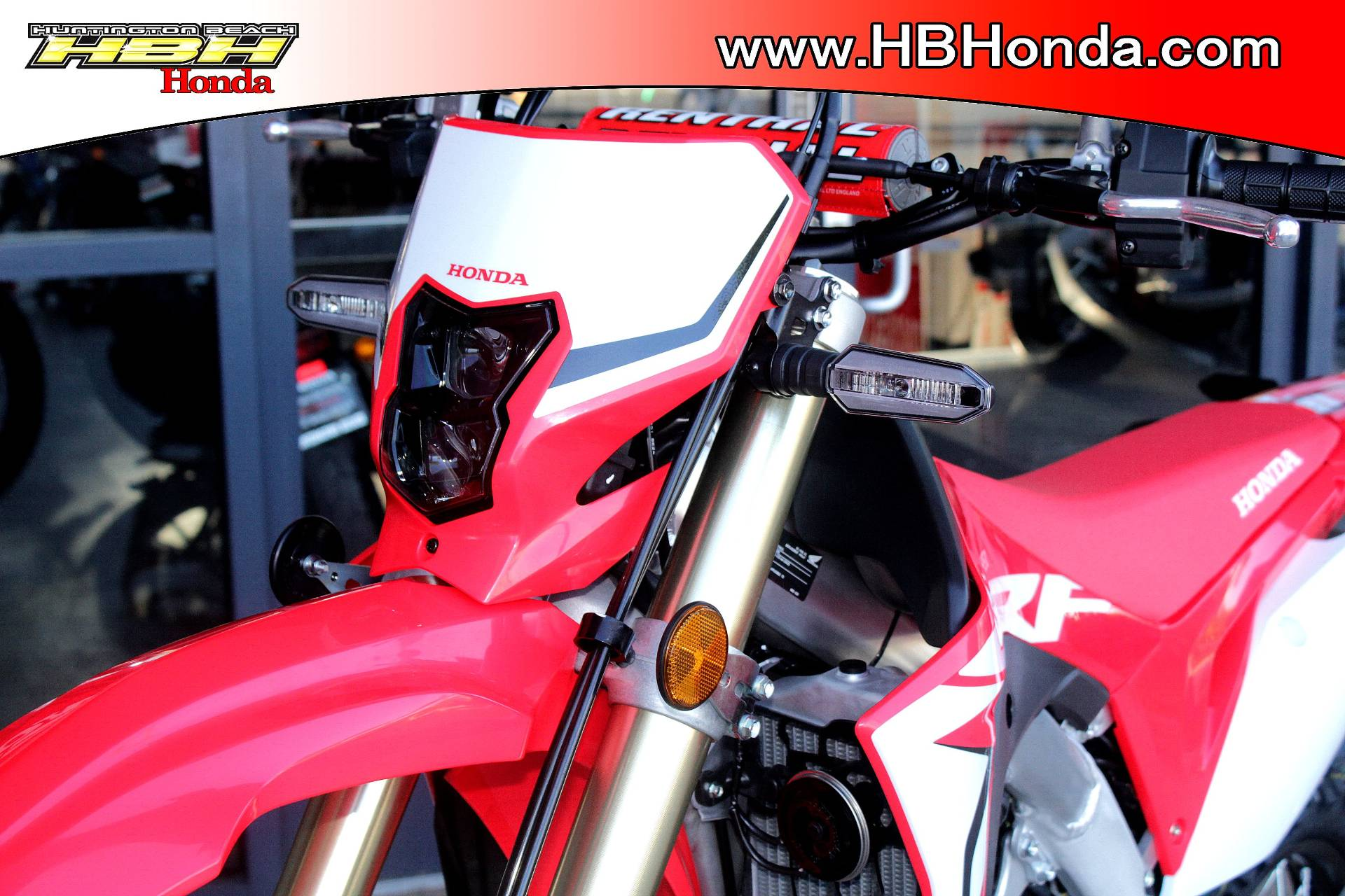 2019 Honda CRF450L in Huntington Beach, California - Photo 17