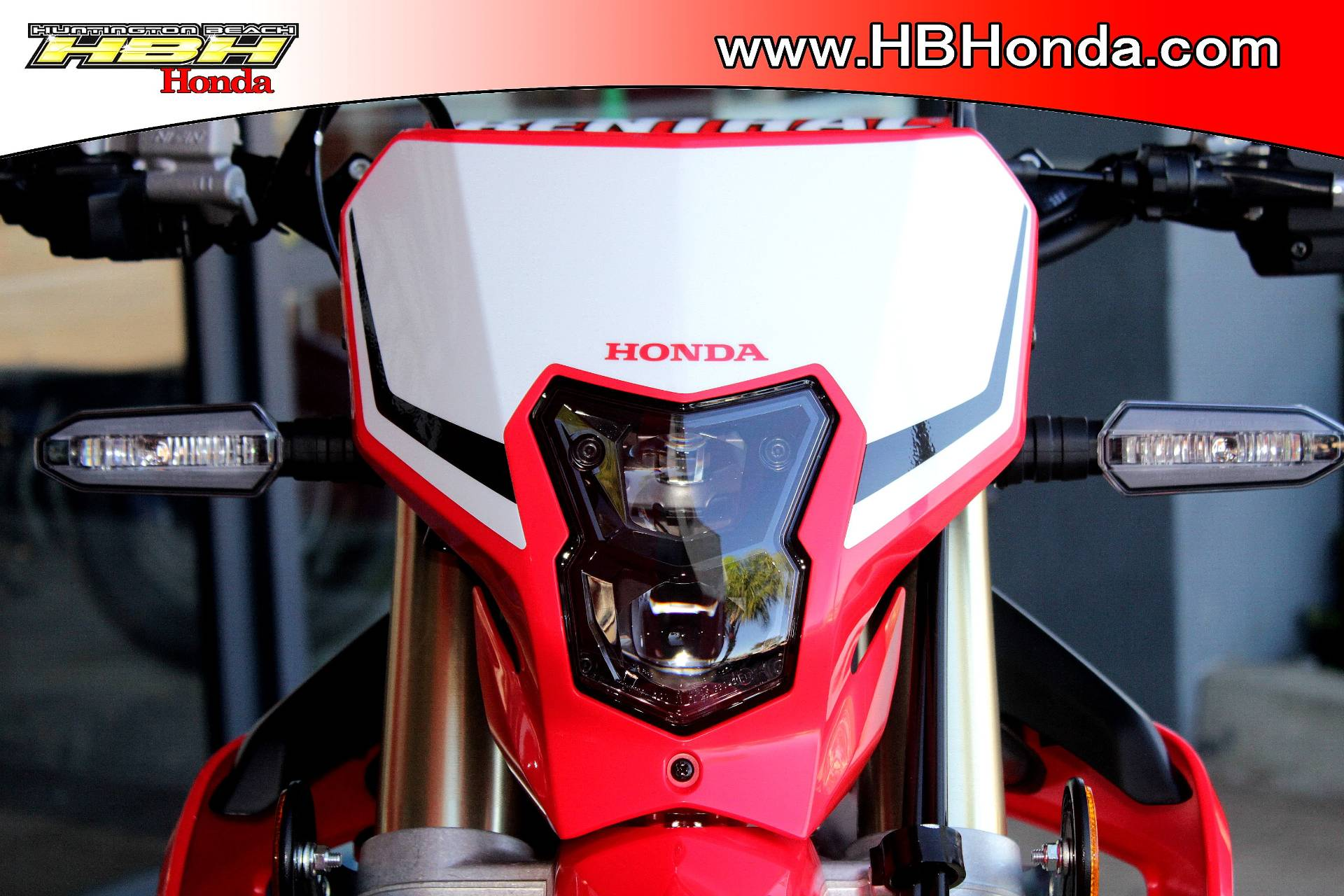 2019 Honda CRF450L in Huntington Beach, California - Photo 19