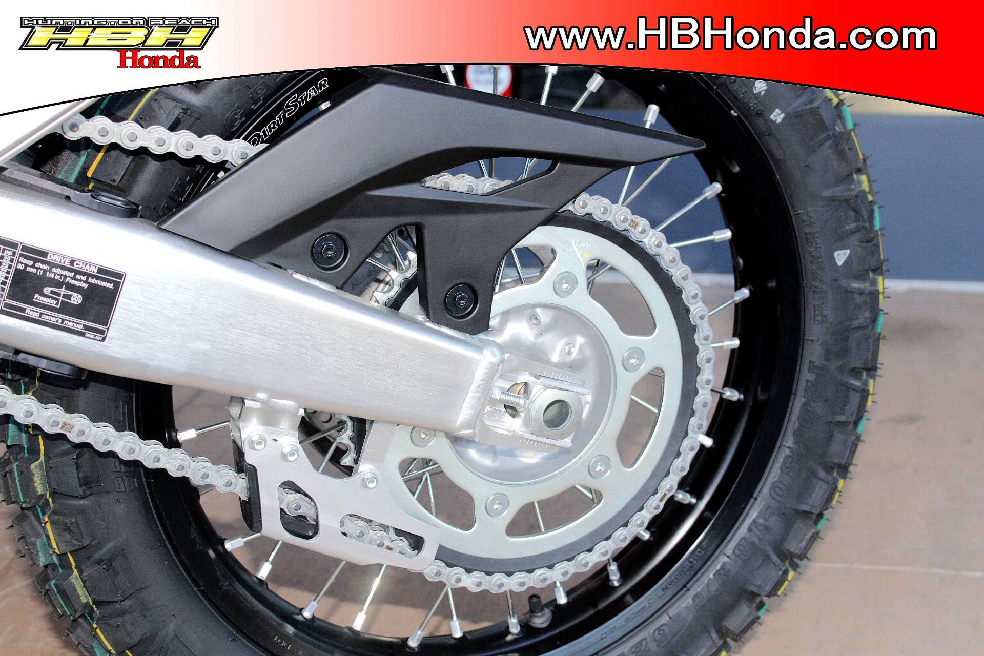 2019 Honda CRF450L in Huntington Beach, California - Photo 23
