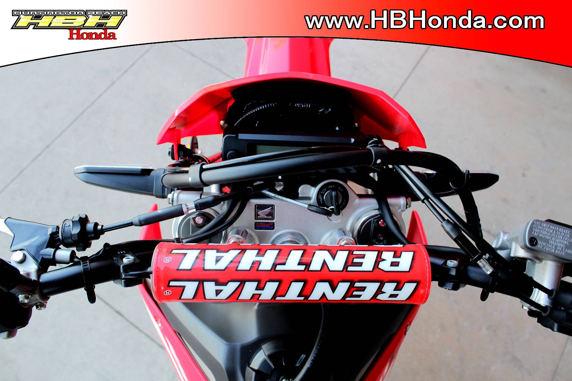 2019 Honda CRF450L in Huntington Beach, California - Photo 26