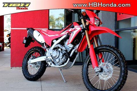 2020 Honda CRF250L in Huntington Beach, California - Photo 5