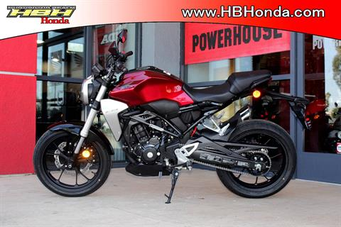 2019 Honda CB300R in Huntington Beach, California - Photo 1