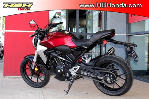 2019 Honda CB300R in Huntington Beach, California - Photo 2