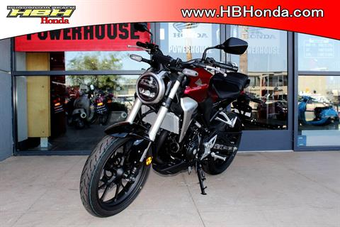 2019 Honda CB300R in Huntington Beach, California - Photo 4