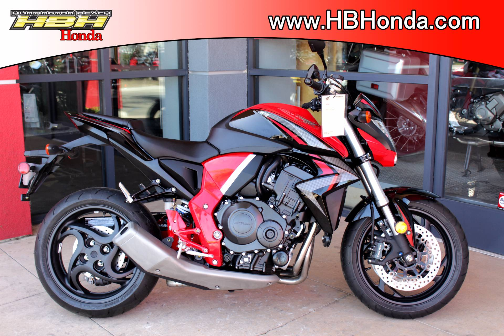 2016 Honda CB1000R In Huntington Beach California