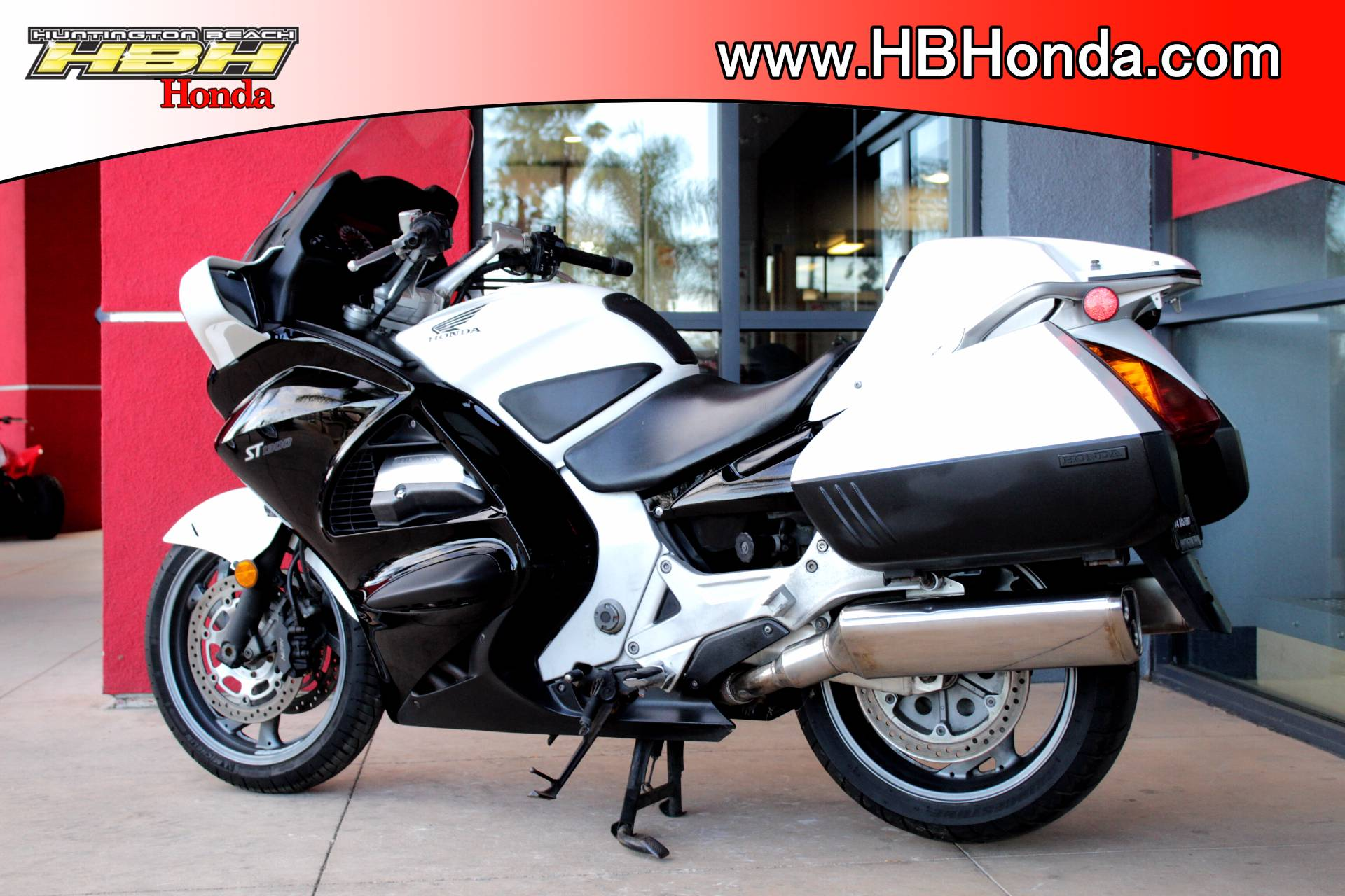 2005 Honda ST™1300PA Police Motorcycle in Huntington Beach, California