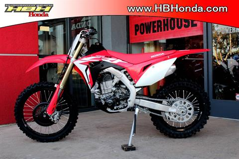 2019 Honda CRF450RX in Huntington Beach, California - Photo 1