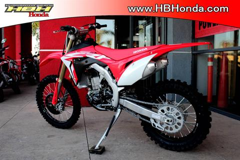 2019 Honda CRF450RX in Huntington Beach, California - Photo 2