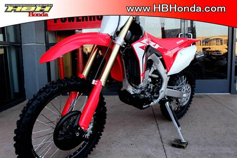 2019 Honda CRF450RX in Huntington Beach, California - Photo 3