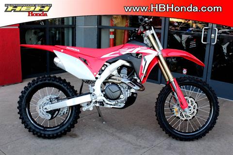 2019 Honda CRF450RX in Huntington Beach, California - Photo 4