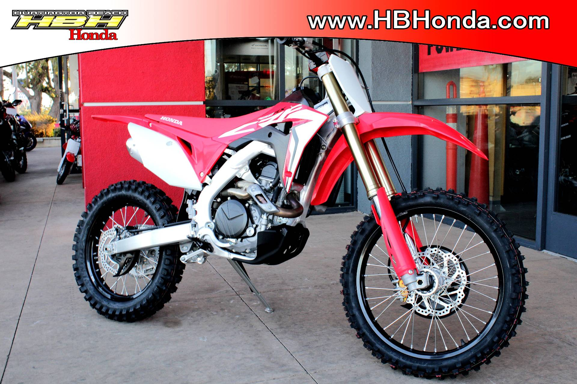 2019 Honda CRF450RX in Huntington Beach, California - Photo 5